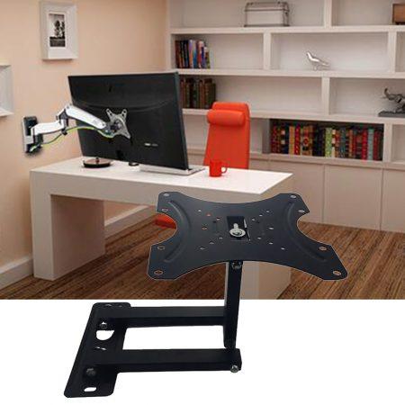"14""-42"" Articulating Adjustable Swivel Tilt LCD LED TV Wall Mount Stand Bracket TV  Monitor Holder"