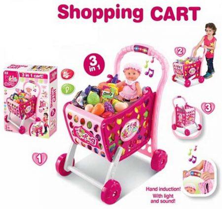 3 in 1 Shopping Cart