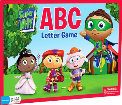 ABC LETTER GAME