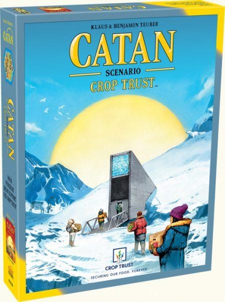 CATAN SCENARIO CROP TRUST BOARD GAME