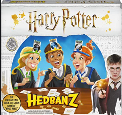 HEDBANZ HARRY POTTER GAME