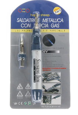 3 IN 1 GAS SOLDERING IRON